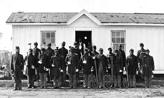 107th US Colored Infantry Band